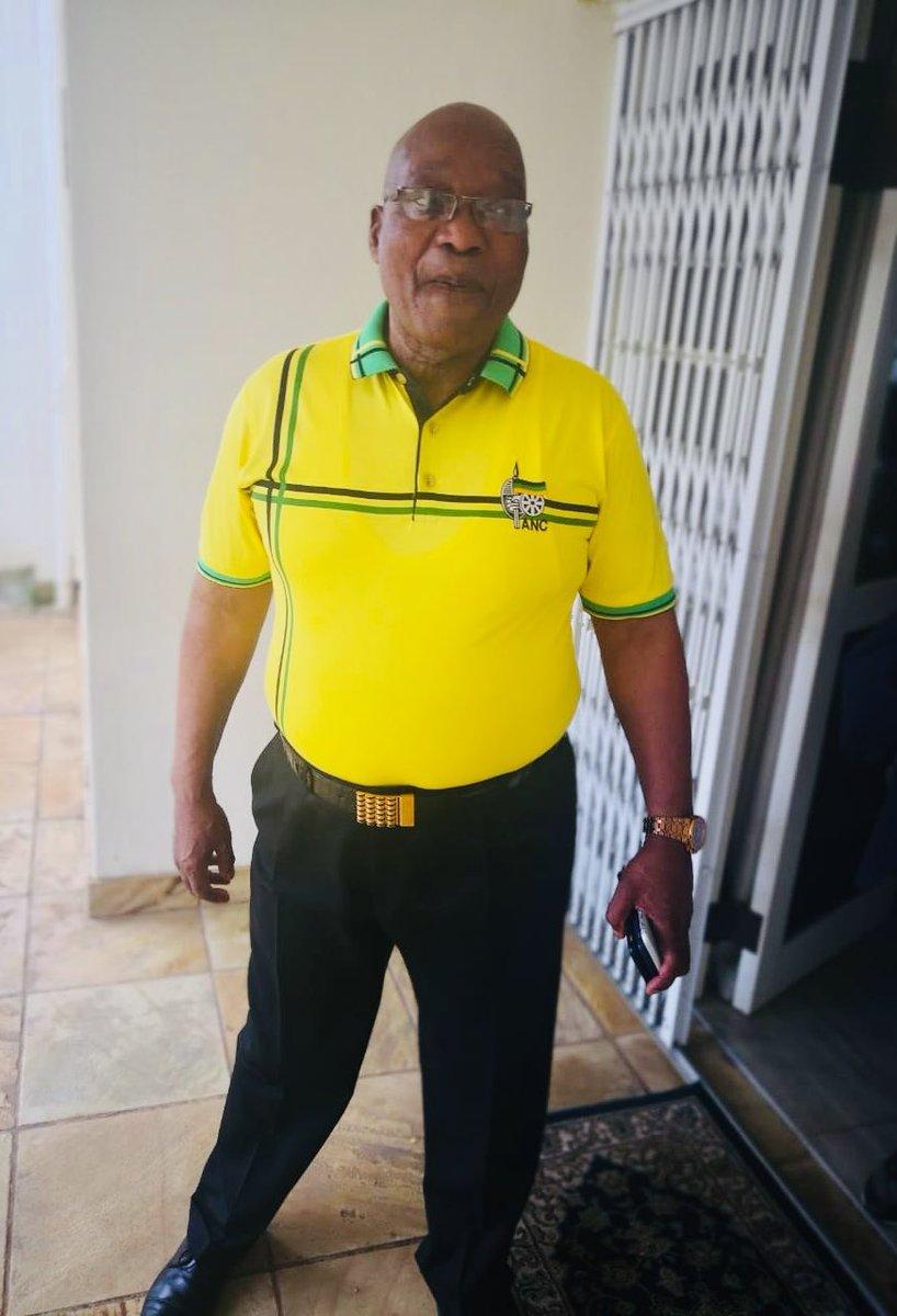 Jacob G Zuma's photo on #ANC107