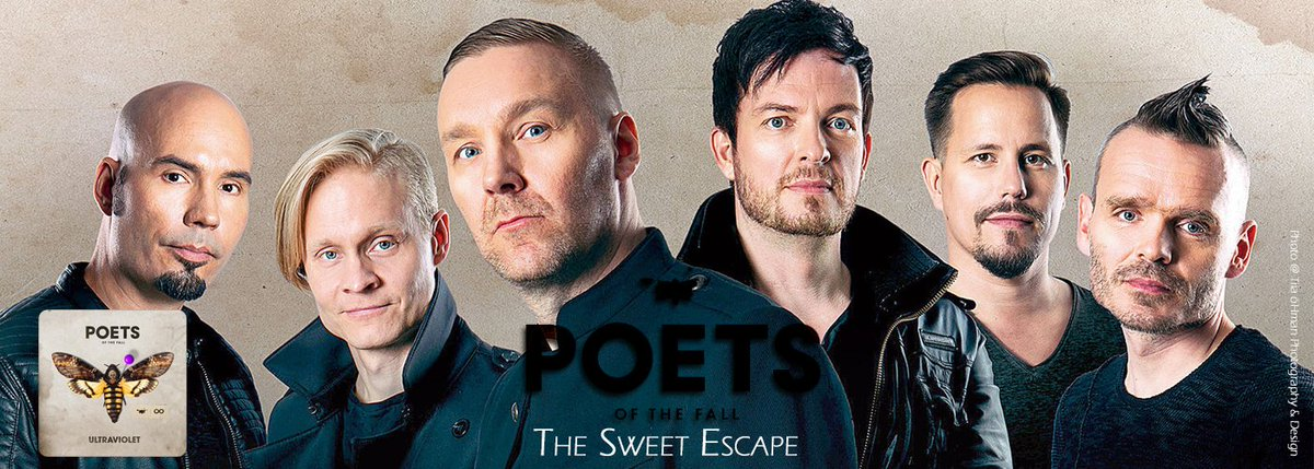 """@PoetsOfTheFall The long overdue first post of the year...  """"Under a canopy of stars Where thought and truth divorce"""" https://www.misfitheart.com/2019/01/12/poets-of-the-fall-the-sweet-escape-uv/…"""