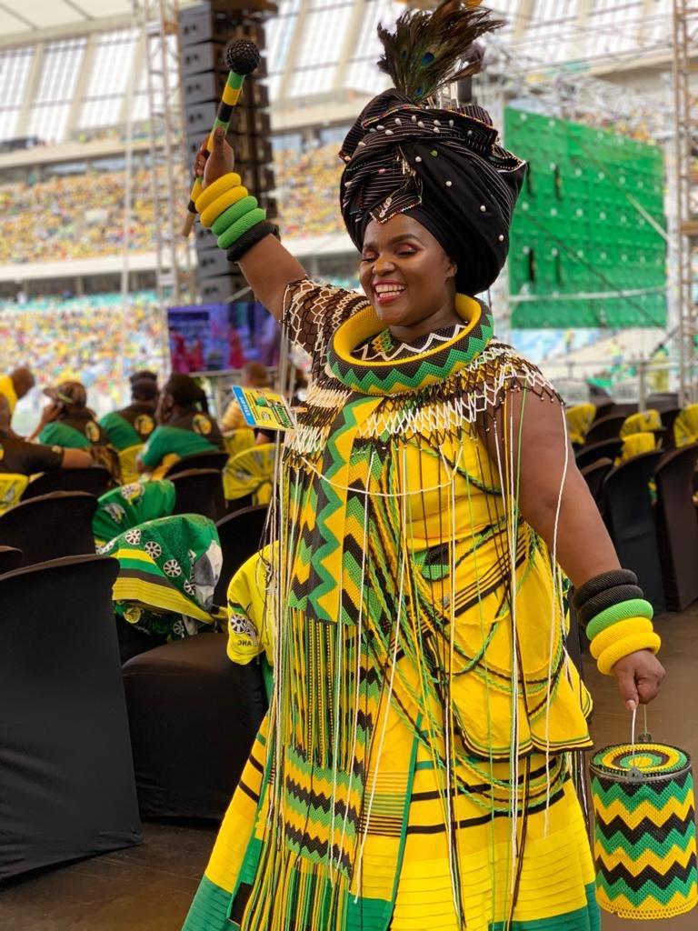 Khusela Diko🇿🇦's photo on #ANC107