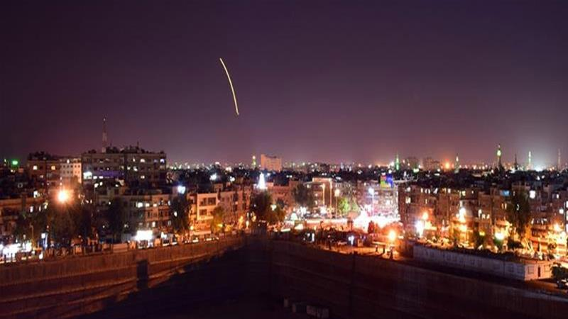 Al Jazeera English's photo on Damascus