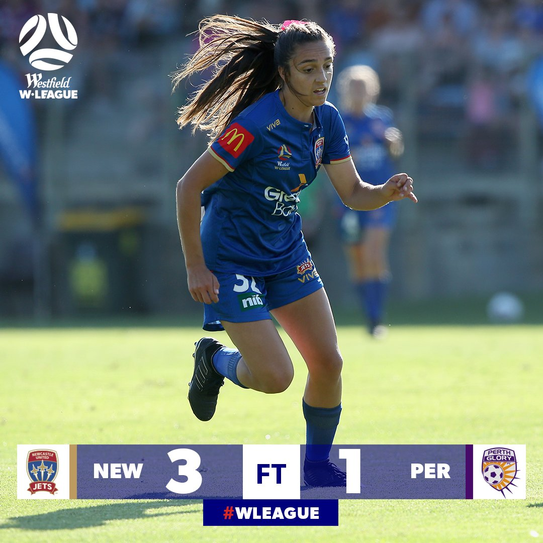 Westfield W-League's photo on #newvper