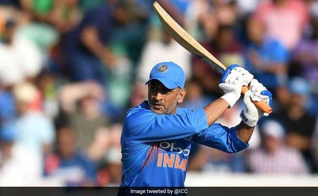 10,000 ODI runs for @msdhoni , Congratulations MS! What a brilliant & illustrious career. Continue doing what you do, inspire millions.  #Dhoni