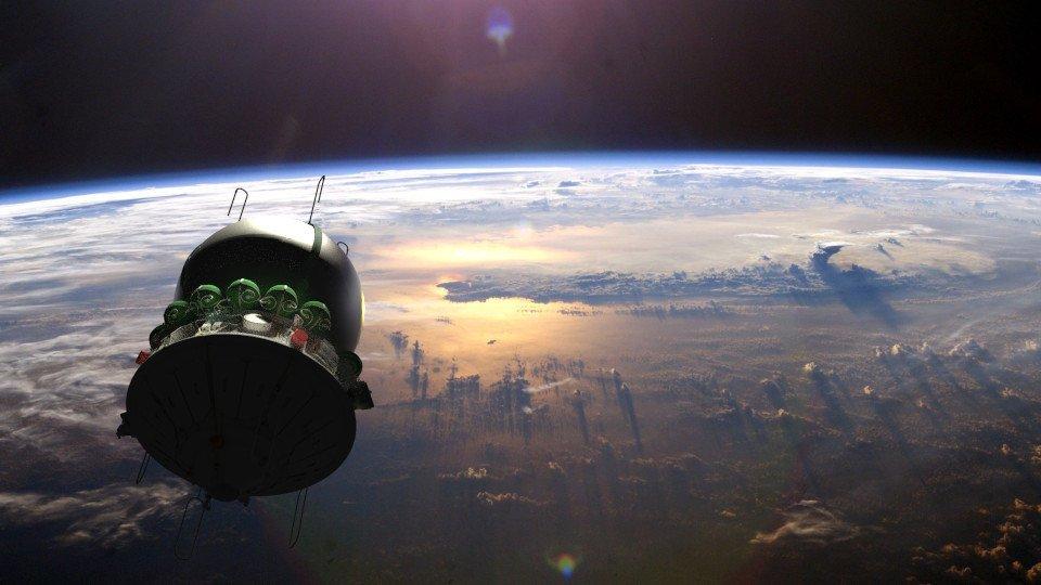 фото космический корабль гагарина фото можно употреблять пищу