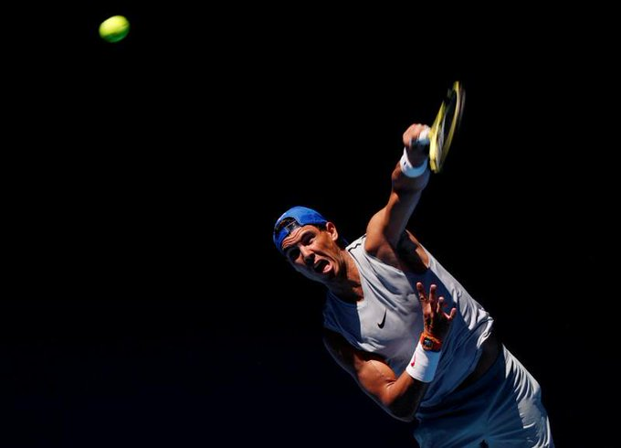 Nadal shrugs off injury concerns, pays tribute to Murray Photo
