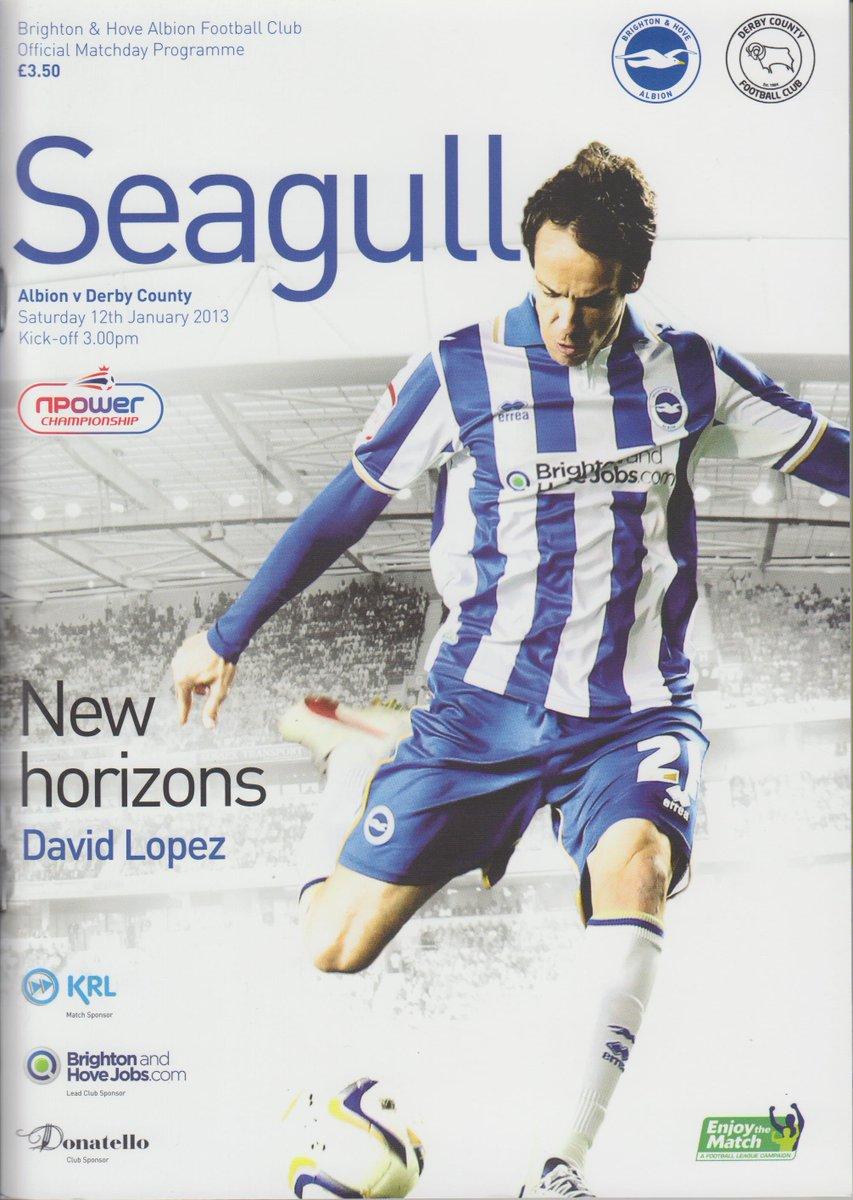 Seagulls Programmes's photo on #dcfc