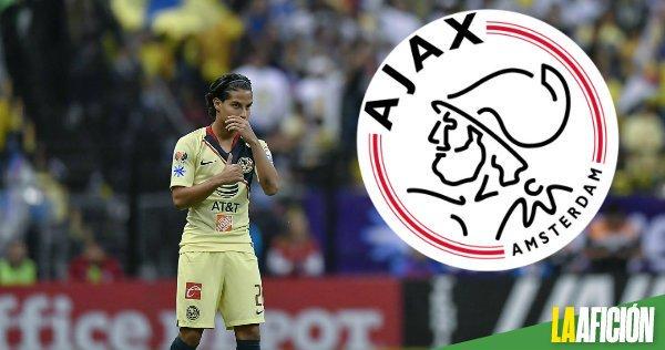 La Afición's photo on Diego Lainez