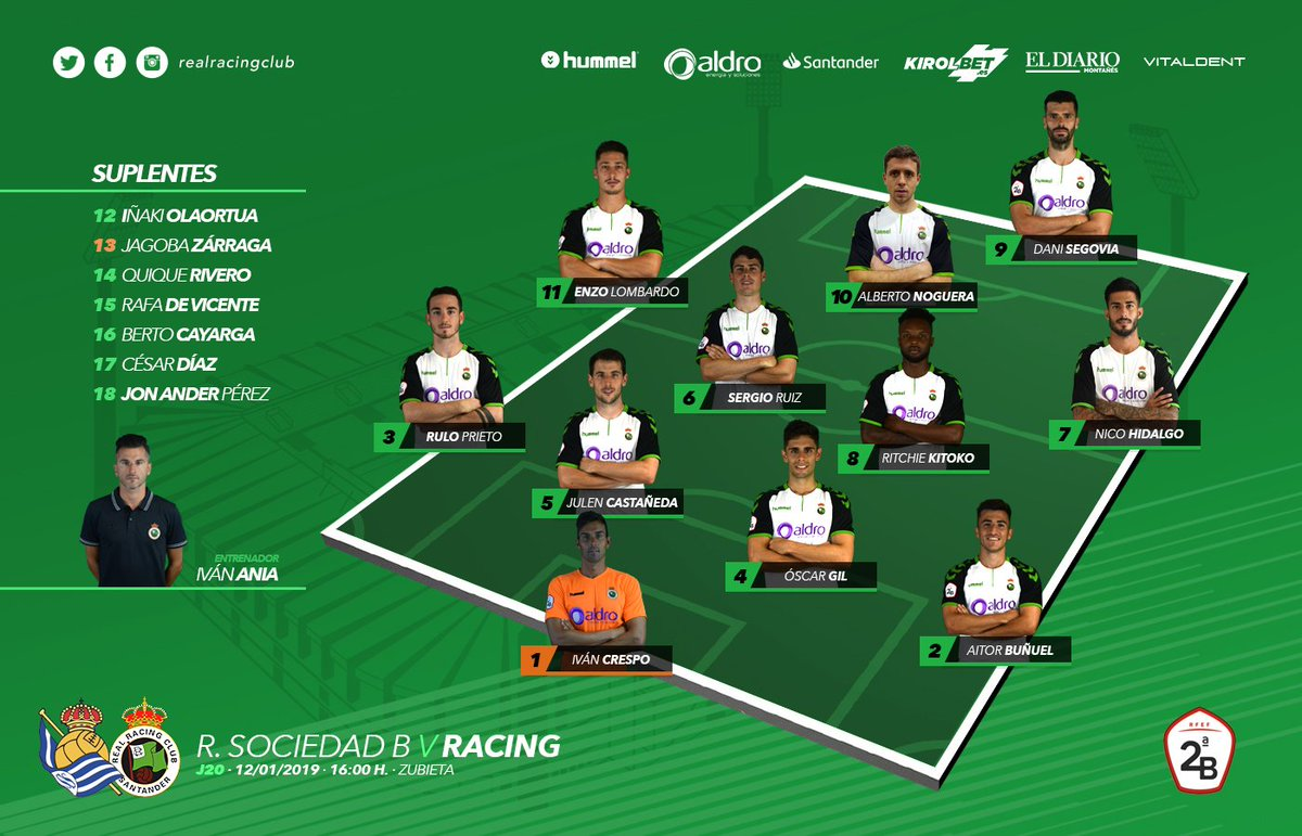Real Racing Club's photo on Asier