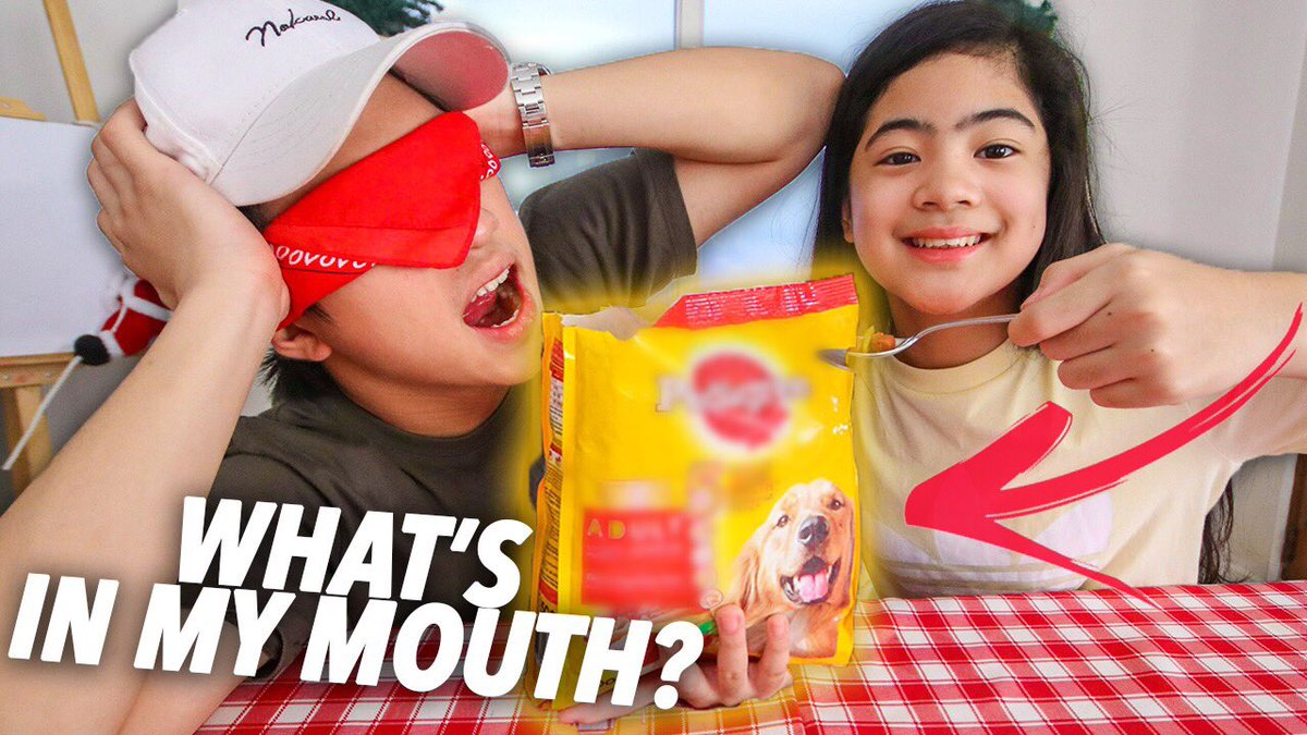 What's In My Mouth Challenge | Ranz and Niana youtube.com/playlist?list=… via @YouTube