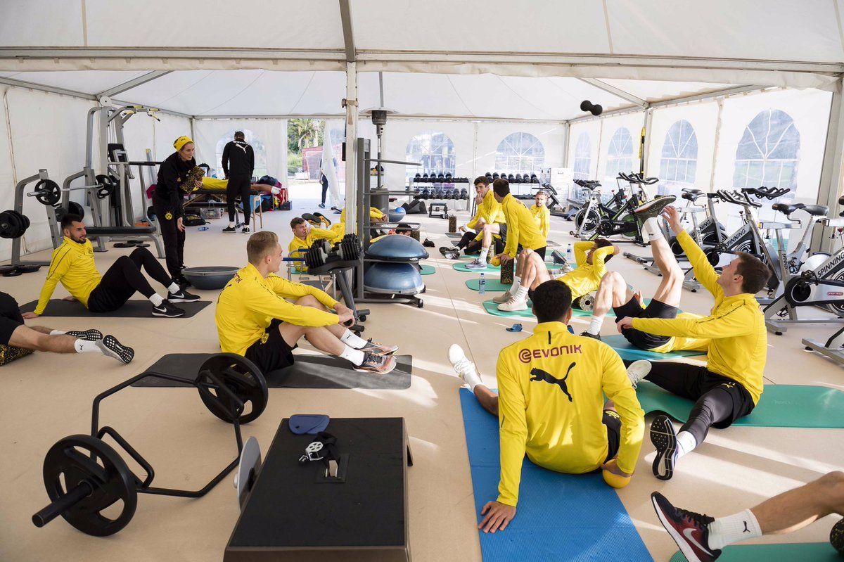 Borussia Dortmund On Twitter Marbella Training Camp Time To Return To Dortmund And Pick Up Where We Left Off