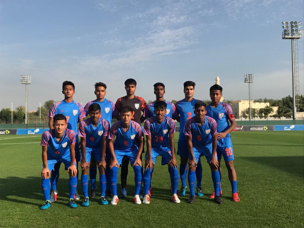 Indian Football Team on Twitter: