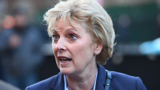 A man has been arrested on suspicion of a public order offence relating to an incident involving MP Anna Soubry that took place in Westminster on Monday https://t.co/cyTBylUIWu