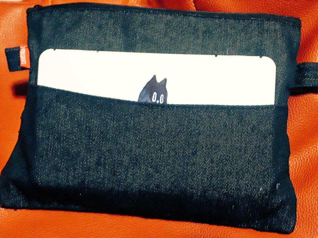 test ツイッターメディア - セリアのデニムポーチ2つ縫い付けてミニサイズのバッグインバッグを作成。 片方は1部縫いつけてミニノート入れても倒れないようにしてみた。 バッグの中が細かなポーチでぐちゃぐちゃだったのでスッキリ。 糸と針は手持ちの使ったので総額216円。 手芸苦手でも作れました💪  #バッグインバッグ #セリア https://t.co/138c6W2o7L