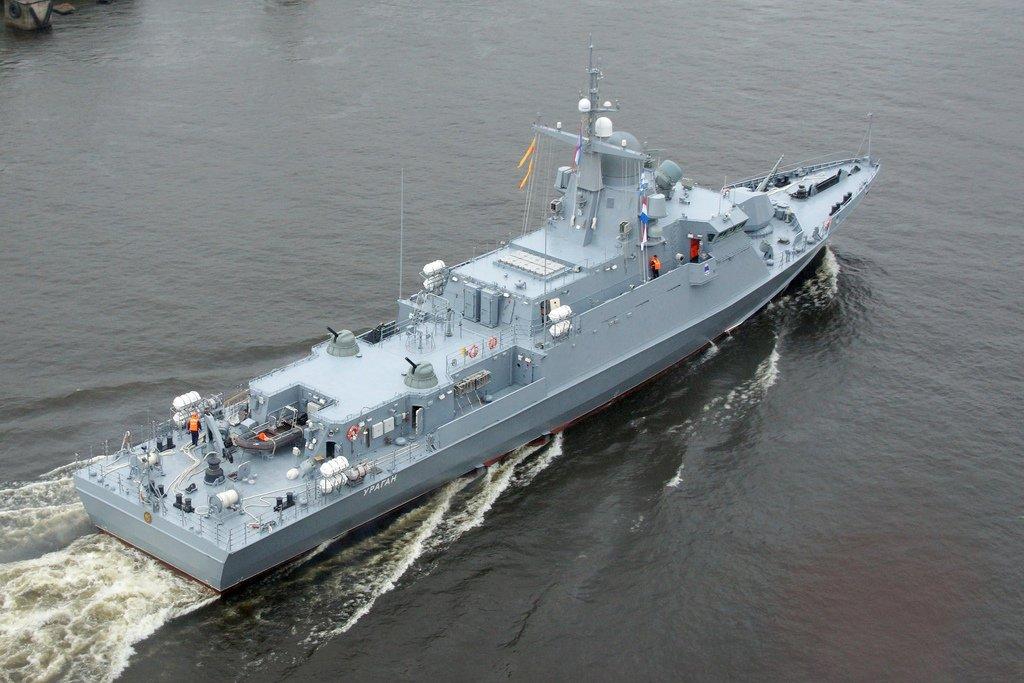 "Project 22800: ""Karakurt"" class missile ship - Page 26 Dwt7V8iX0AEpxZD"
