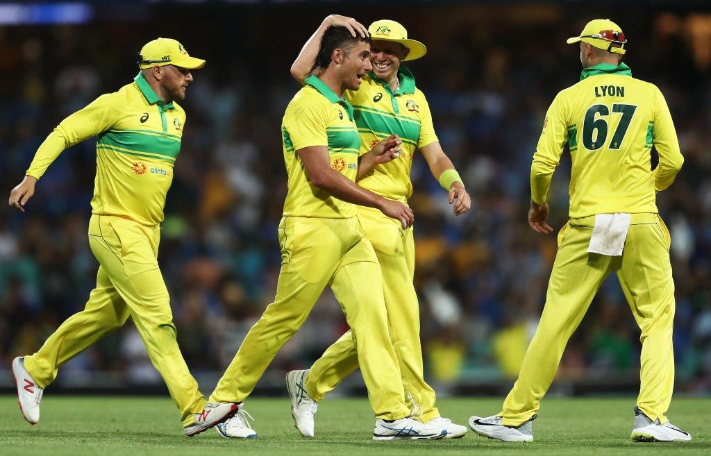 CricTracker's photo on 1st ODI