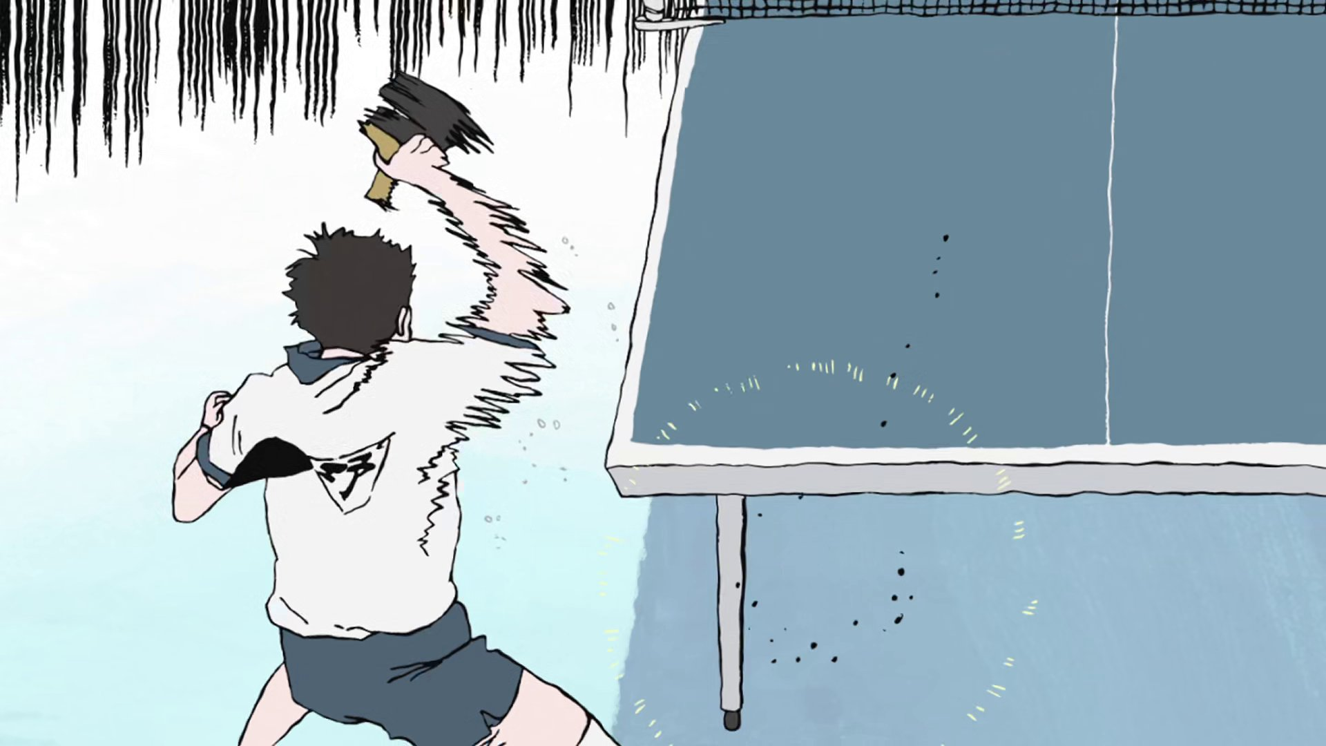 Smear Bot On Twitter Ping Pong The Animation