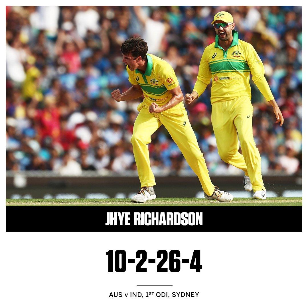 ESPNcricinfo's photo on 1st ODI