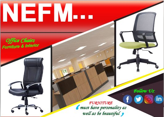 We are a leading manufacturer and supplier of Modular Office Furniture . We offer a wide range of modular Chairs  to Home and Office ,Latest design of this furniture is available at the store.Widely demanded by our customer.... #furniture #furnituremarket #office #designer
