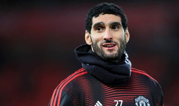 AC Milan linked with Marouane Fellaini again. A neverending story, but do AC Milan actually have funds to sign him - fee / wages / loan fee / wages? #mufc