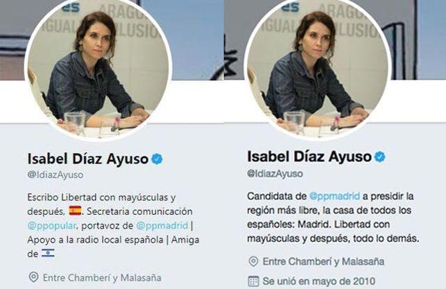 eldiario.es's photo on Ayuso