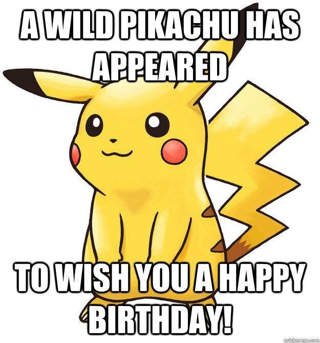 Happy Birthday an thank you