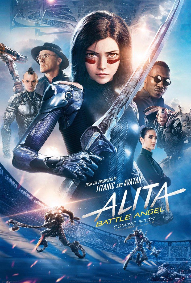 Ulasan Film Alita Battle Angel 2019 Edwin Dianto New Kid On The Blog