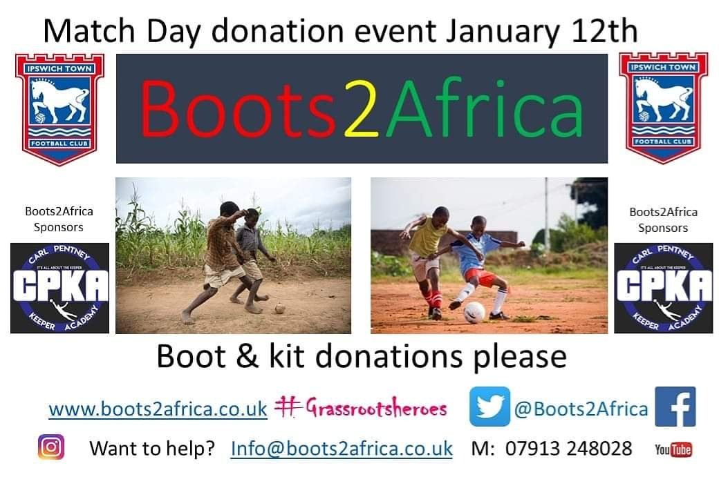 Boots2Africa's photo on MATCH DAY