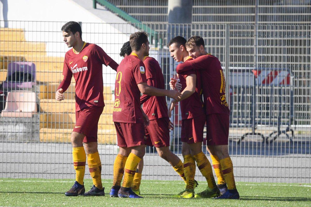 AS Roma's photo on #Primavera1TIM