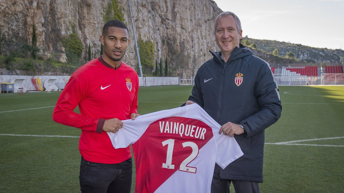 AS Monaco Mercato's photo on William Vainqueur