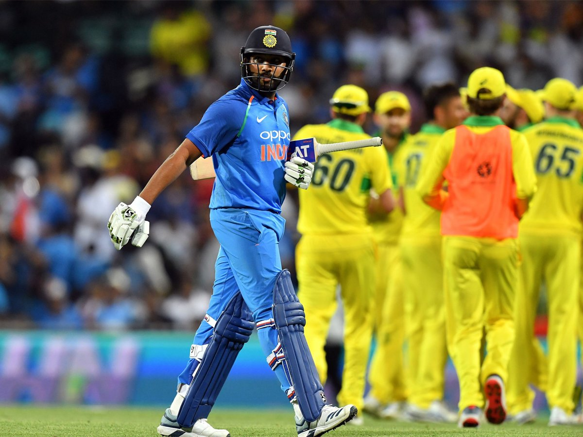 TOI Sports's photo on 1st ODI