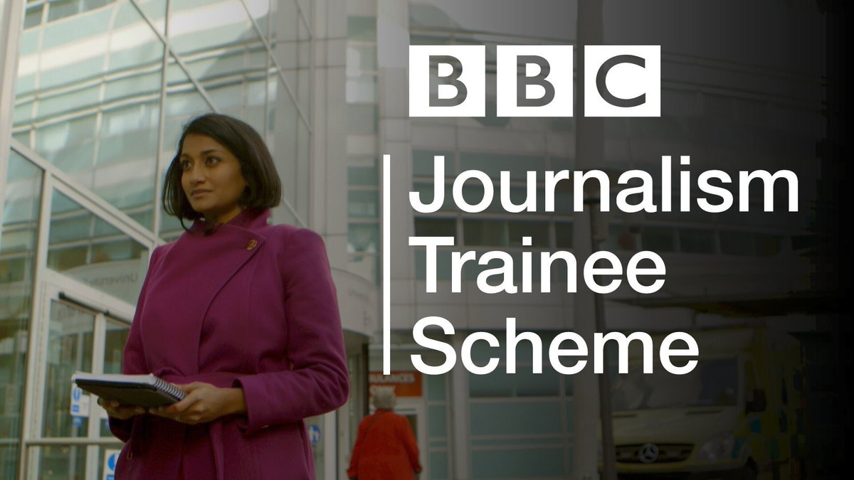 BBC Journalism Trainee Scheme