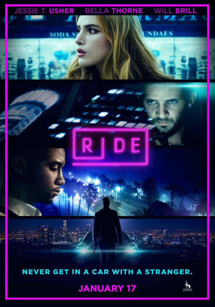 test Twitter Media - Be careful who you pick up tonight. It could be a fatal trip. RIDE is out in cinemas January 17. 🚘 #RideMovieME #RideMovie https://t.co/a7OYk8dyfl