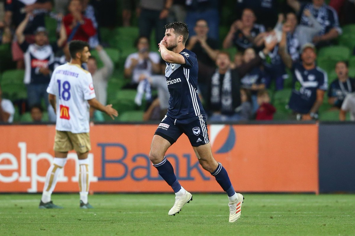 Melbourne Victory's photo on #mvcvnew