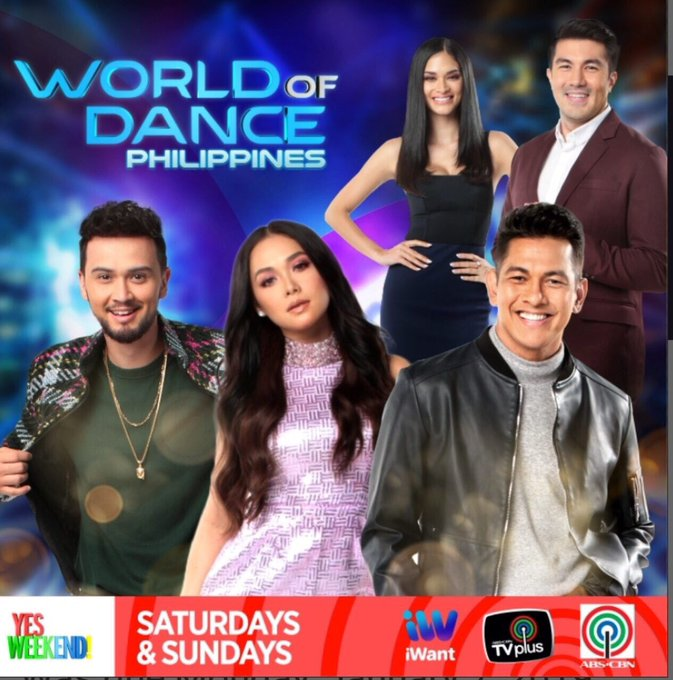 #WorldOfDancePH Photo