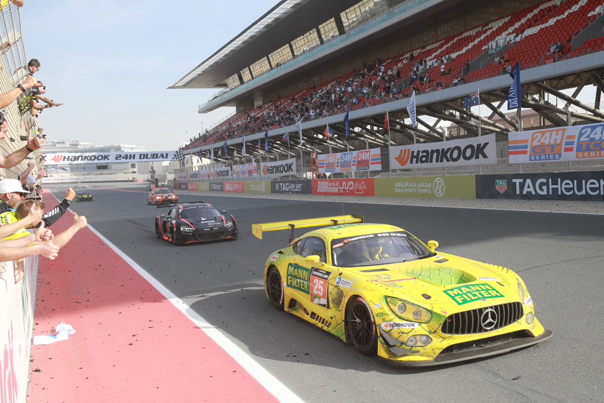 Mercedes-AMG's photo on #24HSeries