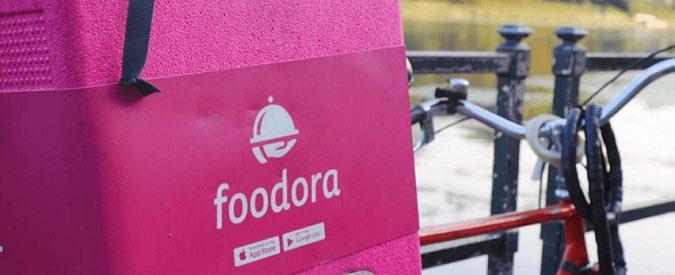 Annamaria Furlan's photo on #Foodora