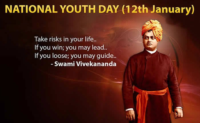 RAVI GOHEL's photo on #NationalYouthDay