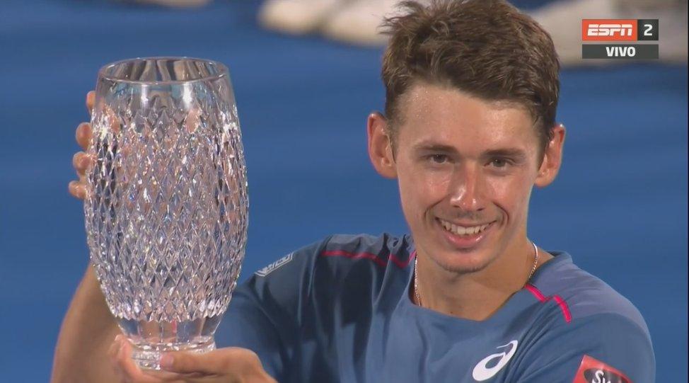 ESPN Tenis's photo on Campeón