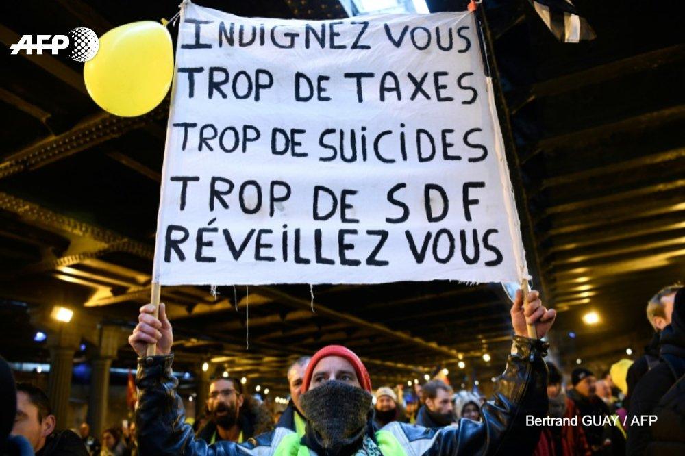 Agence France-Presse's photo on Acte 9
