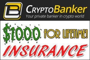 Image for CRYPTO BANKER added to Golden Insurance!