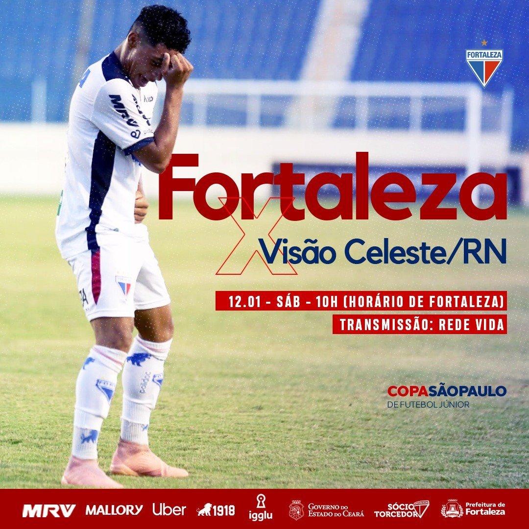 Fortaleza Esporte Clube ⭐️'s photo on Rede Vida
