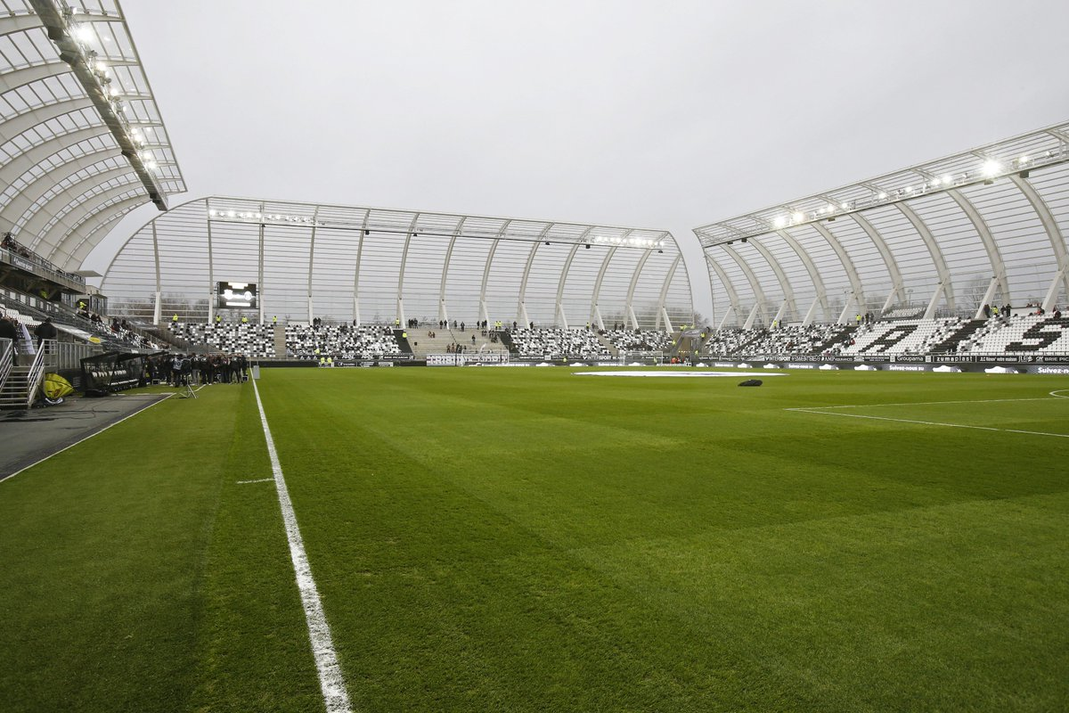 🔛🏟️ #ASCPSG  Stade de la Licorne 📍  🔴🔵 #AllezParis https://t.co/8MahYNj2bE