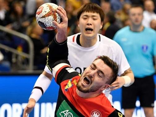 Volksstimme Sport's photo on #HandballWM