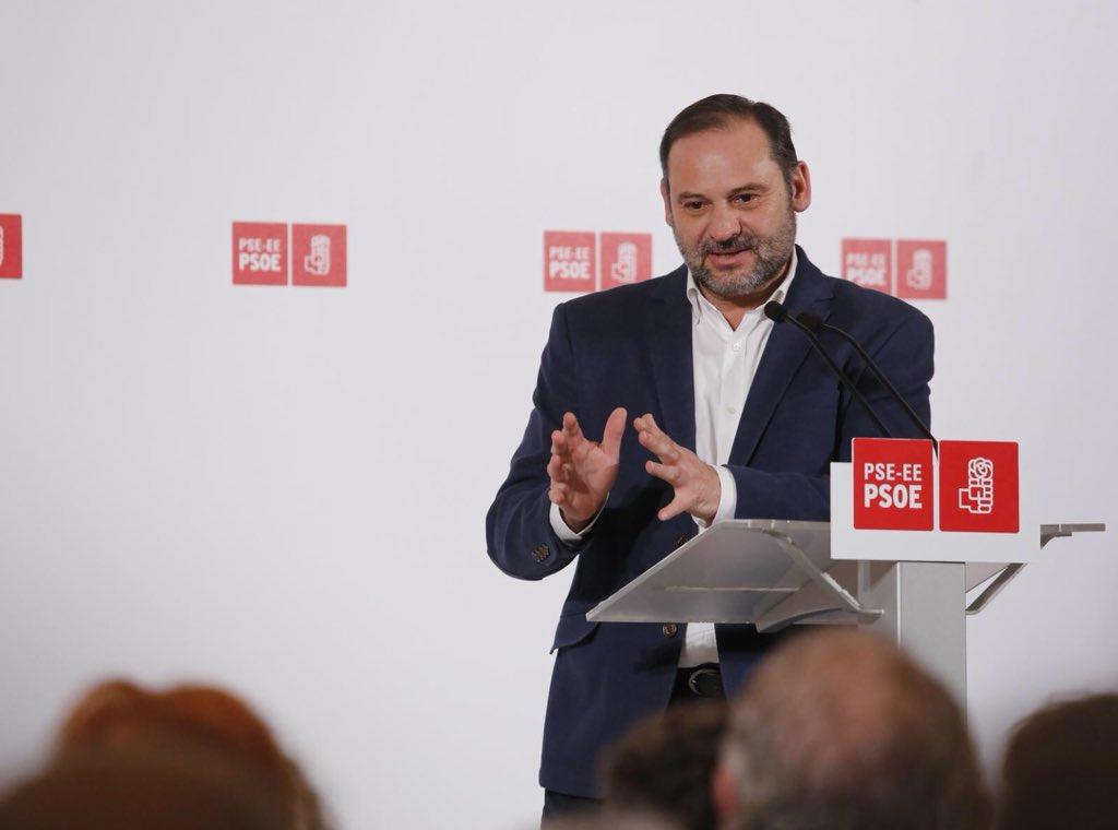 José Luis Ábalos's photo on Unos Presupuestos