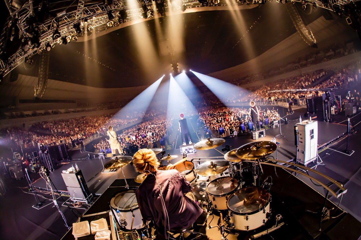 MY FIRST STORY S・S・S TOUR FINAL at Yokohama Arena  Thank You!! Yokohama Arena day2!!  また必ずお会いしましょう!  Photo by Takashi Konuma  #myfirststory #マイファス #SSStour