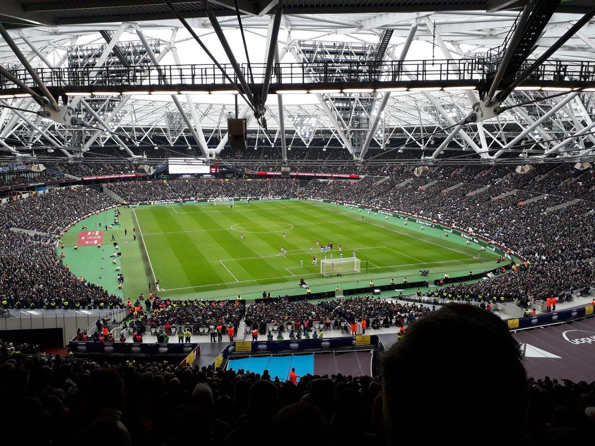 Gare Kekeke's photo on West Ham v Arsenal