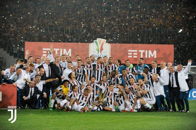 اليوم تبدأ رحلتنا بكأس إيطاليا! دعونا نفوز بلقب جديد يا بيانكونيري! 🏆🏆🏆🏆 #فورزا_يوفي #CoppaItalia Foto