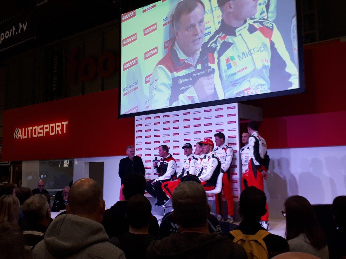 TGR World Rally Team's photo on Tommi