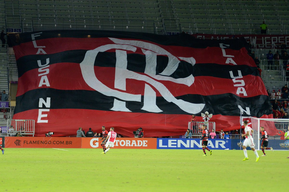 Flamengo's photo on Jenifer