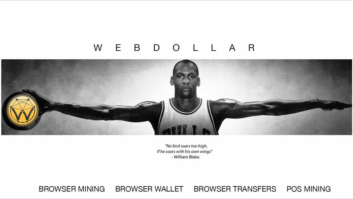 WebDollar's photo on TEAM NEWS