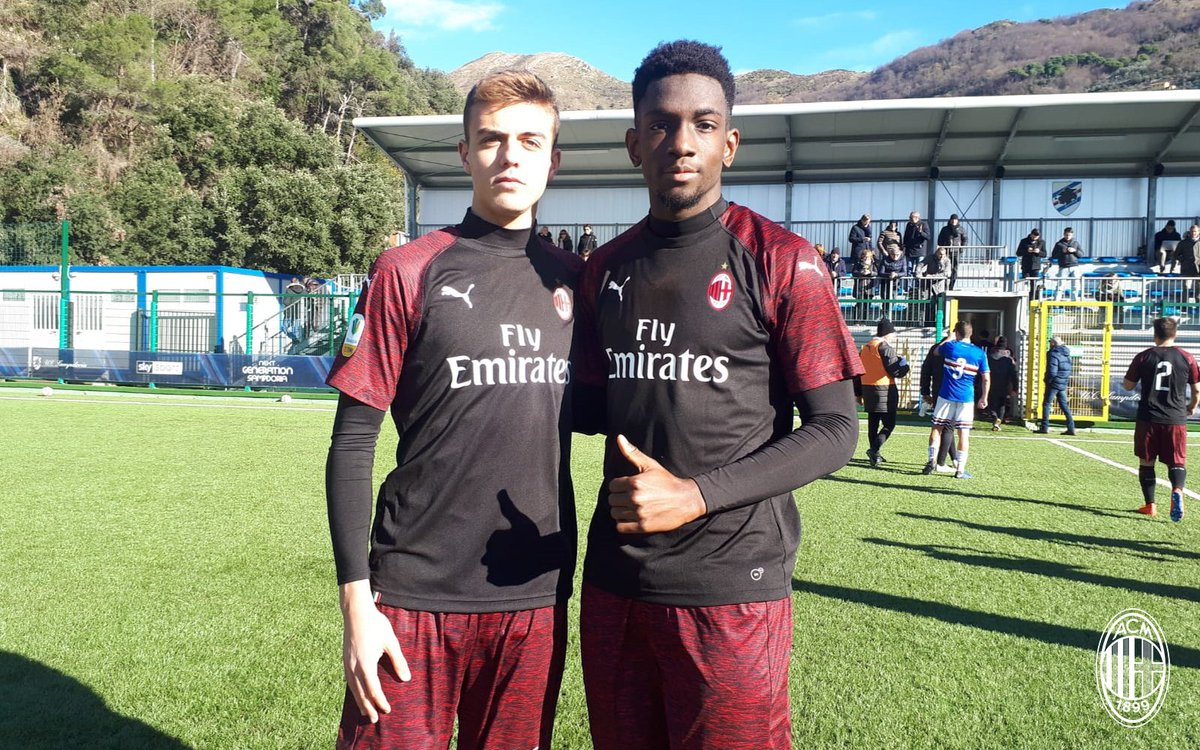 ACMilan Youth Sector's photo on daniel
